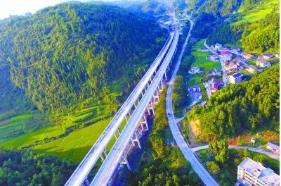 火车网 资讯频道 公路资讯 > 张桑高速路线图     张家界至桑植高速